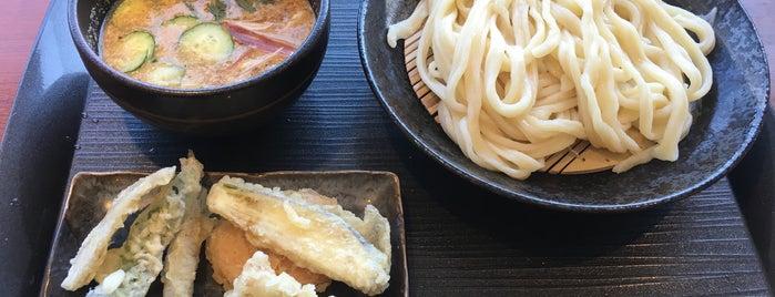 武蔵野うどん 竹國 東松山店 is one of Masahiro 님이 좋아한 장소.