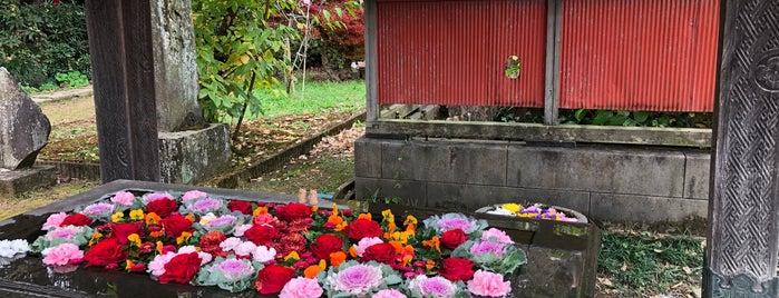 前玉神社 is one of Orte, die Masahiro gefallen.