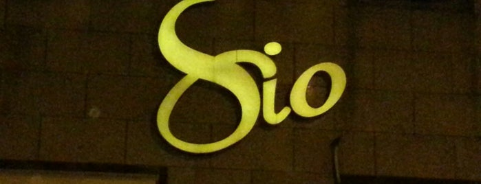 Sio Cafe is one of Discoteca.