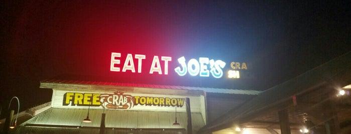 Joe's Crab Shack is one of Tempat yang Disukai Samara.