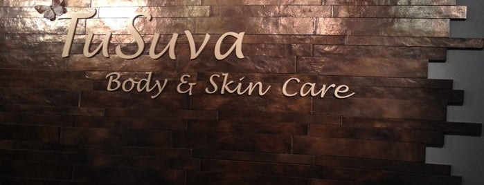 TuSuva Body & Skin Care is one of Most Pleasant, Mt. Pleasant.