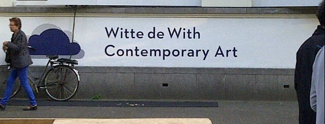 Witte de With, Center for Contemporary Art is one of The Nederlands.