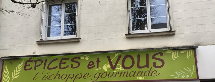 Epices Et Vous is one of Nantes.