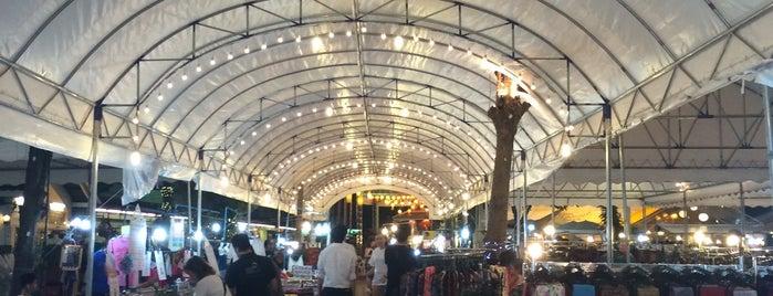 Kalare Night Bazaar is one of Thailand.