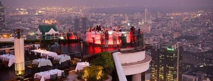 Sky Bar is one of Explore Bangkok.