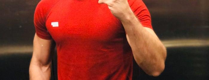John Reed Fitness is one of Posti che sono piaciuti a Adam.