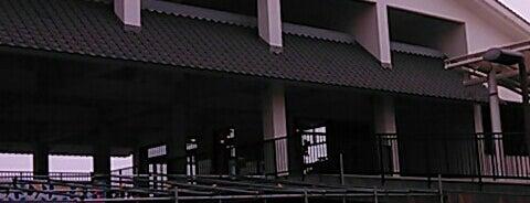 道の駅 サザンセトとうわ is one of 道の駅.