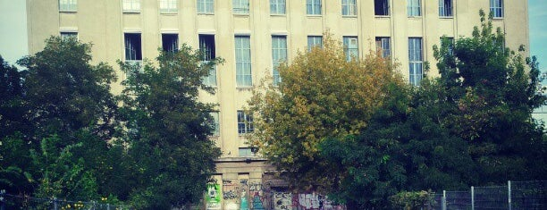 Berghain is one of Berlin, baby!.