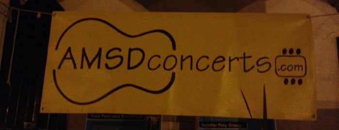 AMSD Concerts is one of concert venues 1 live music.