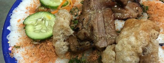 Bún/Bánh Bèo Thịt Nướng 163 Hoàng Văn Thụ is one of 🚁 Vietnam 🗺.