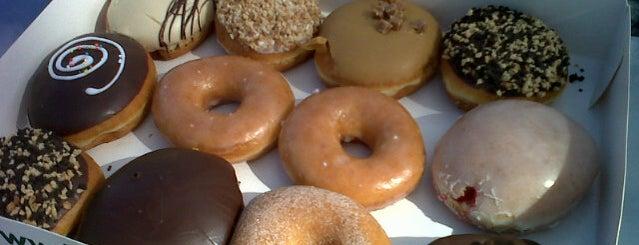 Krispy Kreme is one of All-time favorites in Australia.