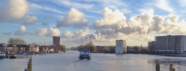 Zaandam is one of The Nederlands.