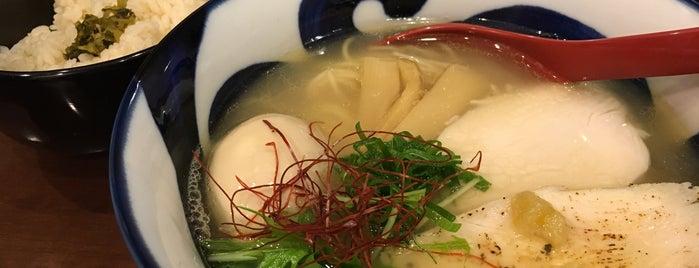 鯛らーめん 寿 is one of 23区内の鯛ラーメン.