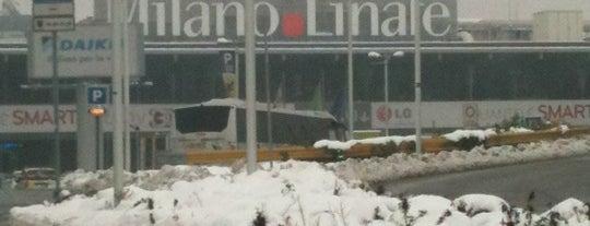 Aeroporto di Milano Linate (LIN) is one of Eurotrip.