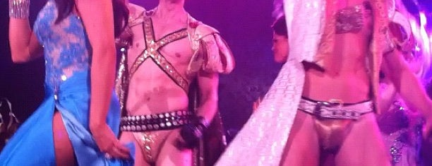 Broadway Bares XXII: Happy Endings at Roseland Ballroom is one of Locais curtidos por Jeffrey.