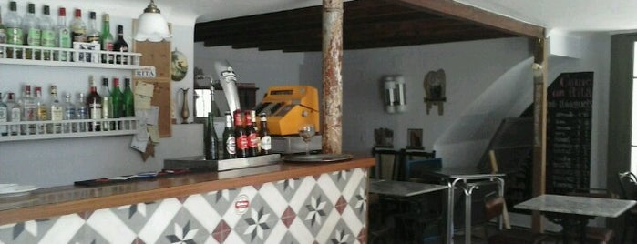 Bar Rita is one of Bocatas en Palma.