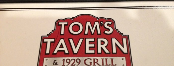 Tom's Tavern & 1929 Grill is one of Downtown Playground.