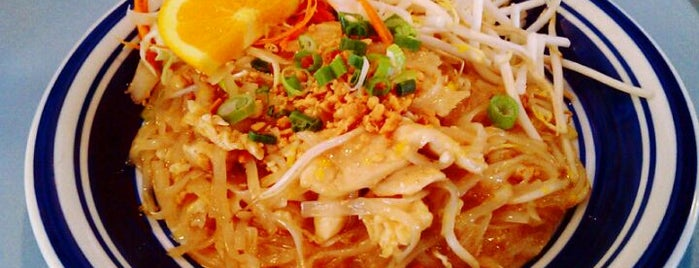 Lanna Thai is one of Thai food.