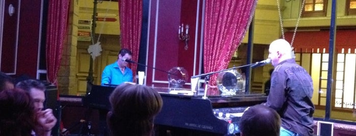 Napoleon's Dueling Pianos is one of Vegas Favorites by a Local.