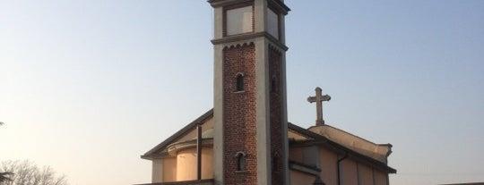 Santuario della Madonna del Bosco is one of Lieux qui ont plu à Mik.