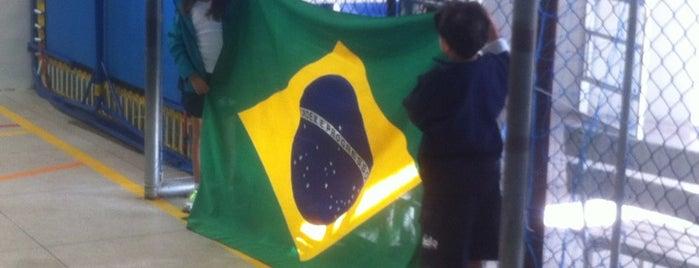 Colégio Internacional Ítalo Brasileiro is one of Locais curtidos por Gabriela.