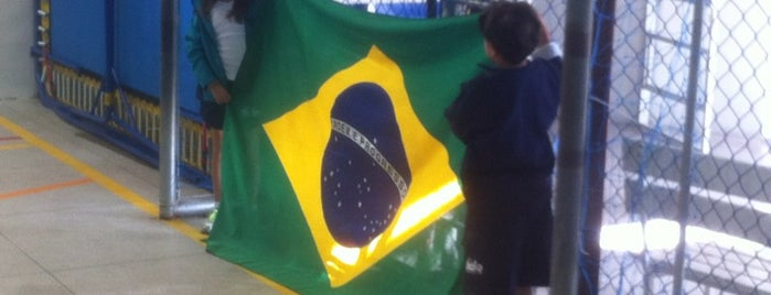 Colégio Internacional Ítalo Brasileiro is one of Gabriela 님이 좋아한 장소.