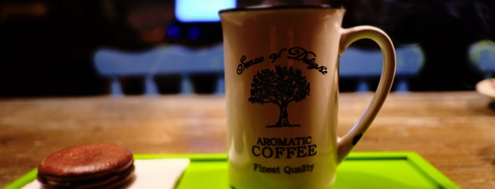 Radio Café | کافه رادیو is one of Soheil'in Beğendiği Mekanlar.