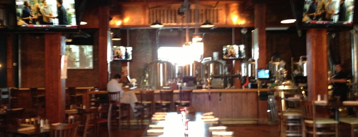 Railyard Brewing Co. is one of Adventures in Dining: USA!.