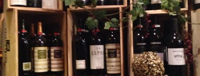 Al di la' del vino is one of food&drink.