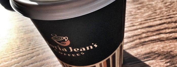 Gloria Jean's Coffee's is one of Ahmet'in Beğendiği Mekanlar.