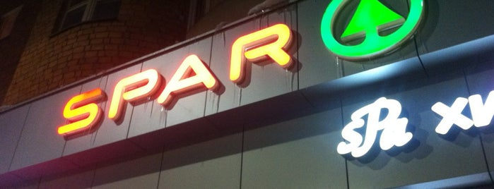 Spar is one of Floreさんのお気に入りスポット.