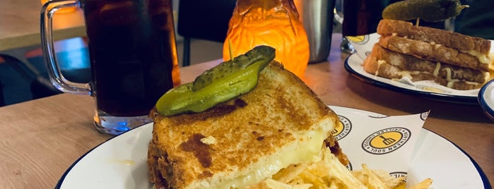 Northern Soul • Grilled Cheese is one of Manchester.