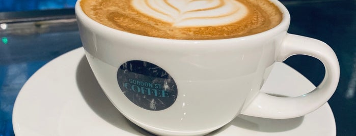 Gordon St Coffee is one of Whitさんの保存済みスポット.