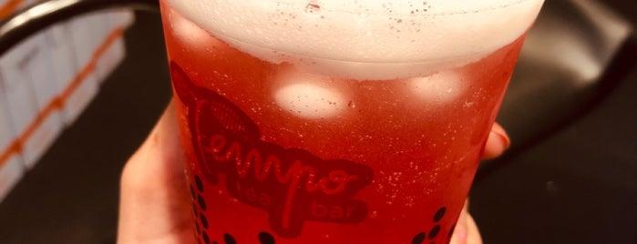 Tempo Tea Bar is one of Carmenさんのお気に入りスポット.