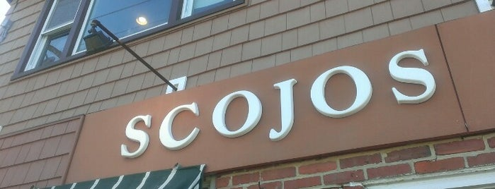 Scojo's is one of Rachel'in Kaydettiği Mekanlar.