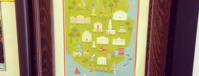 86 Market Arts is one of Charleston.