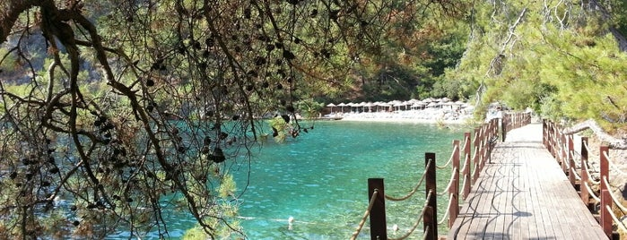 Silent Beach is one of Fethiye.