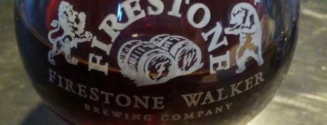 Firestone Walker Taproom is one of Breweries.