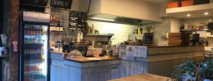 Paperboy Kitchen is one of Under $15.