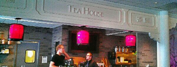 Tea House (University) is one of Lugares favoritos de Nathan.