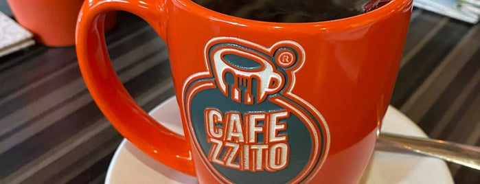 Cafezzito Bistro is one of León Checklist.