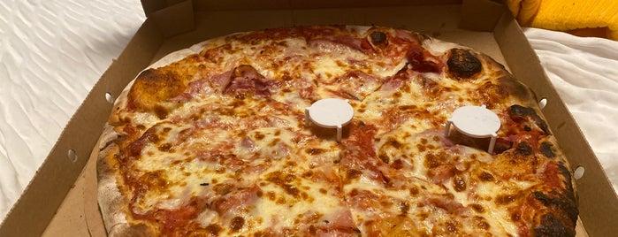 Regina Pizzeria is one of Boston.