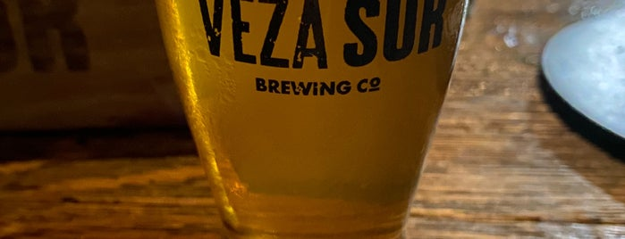 Veza Sur Brewing Co. is one of Miami with JetSetCD.