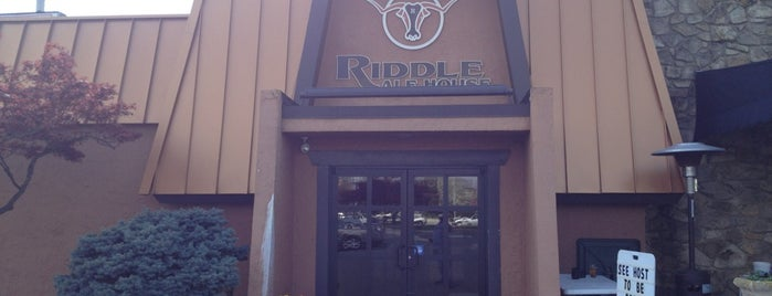 Riddle Ale House is one of Foodie - Misc 1.