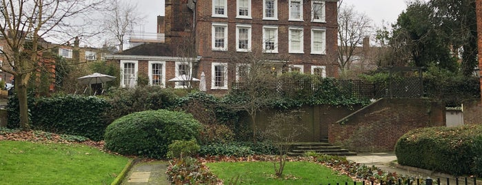 Burgh House and Hampstead Museum is one of LDN ART GAL & MUSE.