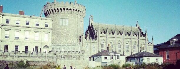Dublin Castle is one of Dublin.