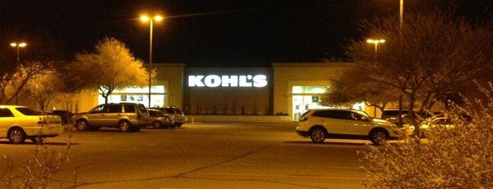 Kohl's is one of สถานที่ที่ Robin ถูกใจ.