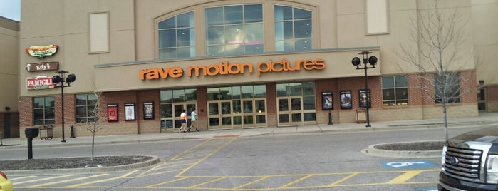 Rave Motion Pictures Florence 14 is one of Zoetrope Badge - Cincinnati Venues.