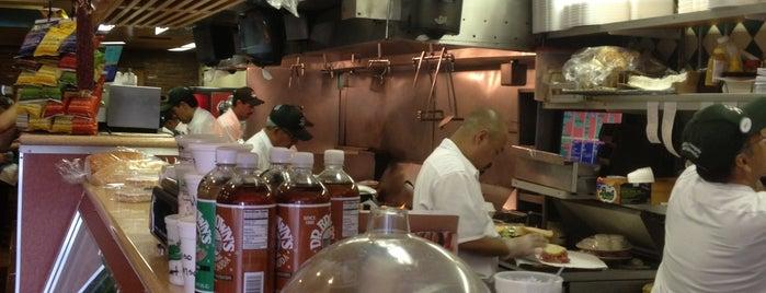 Brent's Deli is one of Chris' LA To-Dine List.