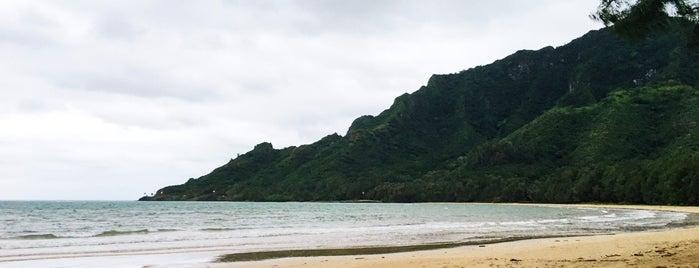 Kahana Bay is one of Sam : понравившиеся места.